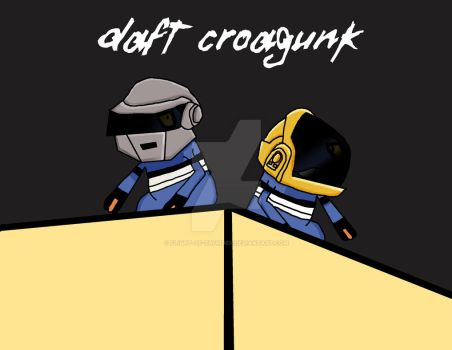 Daft Croagunk by Flight-of-Thunder