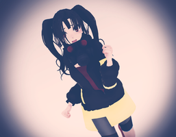 MMD  ~ At The End Of The World. by MelodySkyTime