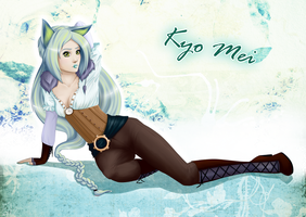 Com:Kyo-mei by SunRiseEA