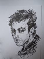 Andrew Scott by Brown-mouse55