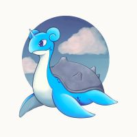 Lapras by AngieLaura