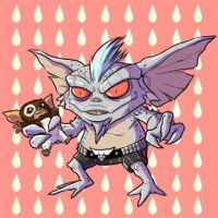 me am Gremlin by pumpkinbear