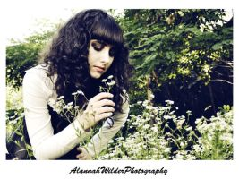 _FLOWERS_ by AlannahWilder