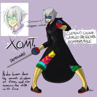 New Xomt by 3712
