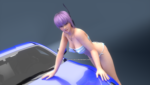 Ayane026up01 by maro03363
