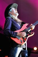 The Doobie Brothers:  Patrick Simmons by basseca