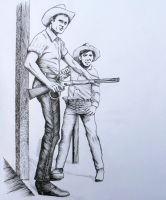 Rifleman by PK4only