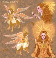 Queen of Sun by MorganeDeMatons