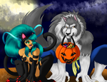 Trick or Treat [HALLOWEEN CONTEST] by 69darkfelicia69
