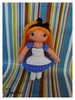 Alice in Wonderland free PATTERN by Raichely