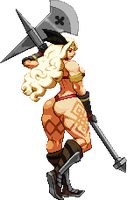 Amazon Sprite by HIIVolt-07