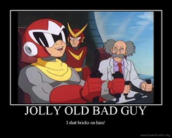 Jolly Old Bad Guy by tanlisette
