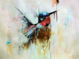 Hummingbird by newhappy