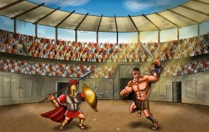 I am SPARTACUS by Hercool