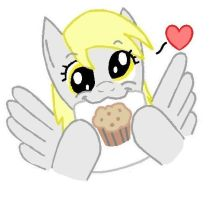 Derpy is Adorable by PieMan24601
