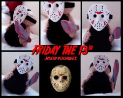 Jason Voorhees by DaisyBisley