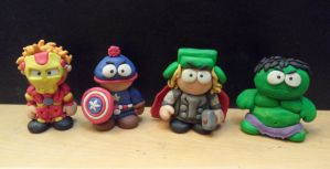 South Park Avengers by birthbysleep0108