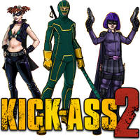 Kick-Ass 2 v2 by POOTERMAN