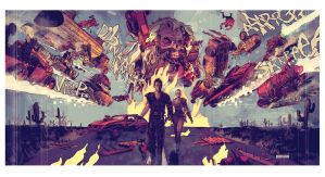 MAD MAX Fury Road by TCypress