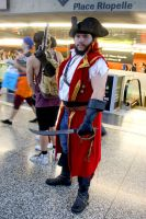 Otakuthon 2014 - Gangplank, the Saltwater Scourge by Midnight-Dare-Angel
