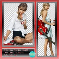 Pack PNG De Taylor Swift by Tamuchi2013
