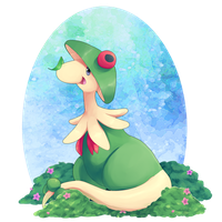 Day 12 - Grass by oko-san