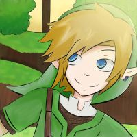 Skyward Sword Link by sanuria1