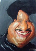 Tim Maia by manohead