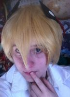 Shiner costest by Gwenathan