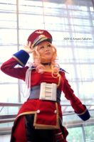 Welcome to my Fanclub - Sheryl by Amano7