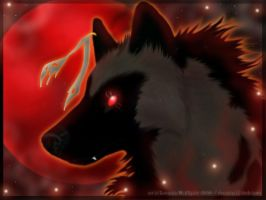 Gift: Bloody Moon -Iowa- by Lougaria