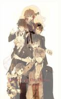 Protecting the Victim || Diabolik Lovers by unitora