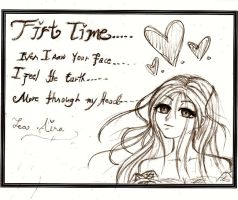 Firt Time by 101nika101