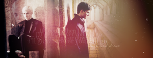 Harry and Draco - BANNER by FirstTimeLady