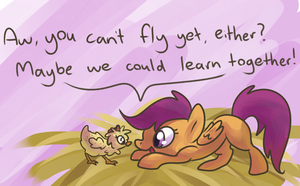 So Similar by PonyGoggles