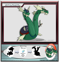 Alternative Evo: BATLALON by PEQUEDARK-VELVET