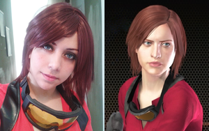 Интересное в «паутине» интернета Claire_redfield_sniper_cosplay_by_queen_stormcloak-d8t16hc