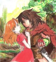 Secret World of Arrietty by Tifta