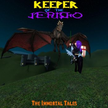 Keeper of the Jericho The Immortal Tales Album by alfredo3212