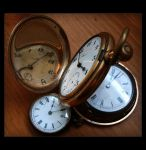 Time After Time - Colour by Forestina-Fotos