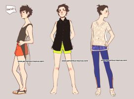 What I Wore - June 2012 Outfits by MMXII