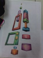 3 Point Perspective by jobethlovess