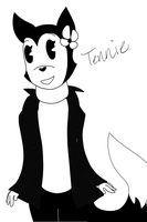 Tennie ( Bendy and The Ink Machine OC) by Epix-Sparky