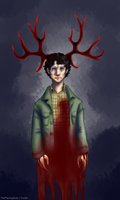 Will Graham by TheMightyNarwhal