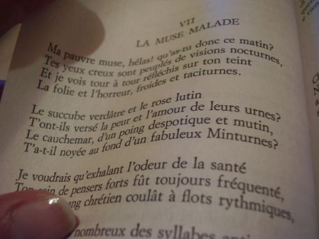 Fai come faceva Baudelaire by blackjoy