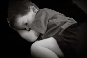Christopher sleeping by thankx4stayin