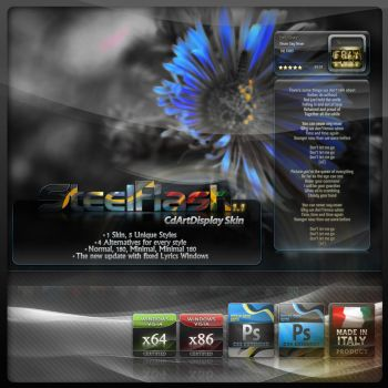 SteelFlash CAD Skin 1.1 by Steel89