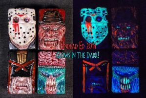 Latest batch 7-30-14 by Undead-Art