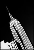 Empire State Building by St0DaD