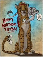 Timba - Birthday by BooYeh